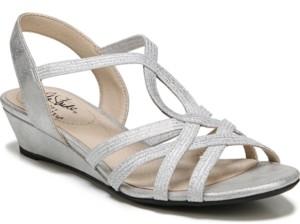 LifeStride Yaya Strappy Dress Sandals Women's Shoes
