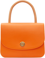 Mansur Gavriel Orange Metropolitan Bag