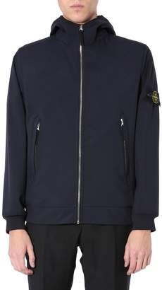 "Stone Island light soft shell-r"" jacket"