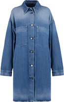 MM6 MAISON MARGIELA Oversized denim coat