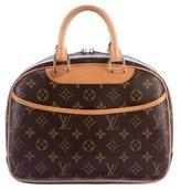 Louis Vuitton Monogram Trouville Bag