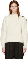 Acne Studios Off-white Holden Sweater