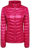 CHERRY CHICK Women's Light Weight Down Jacket