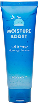 Tony Moly TONYMOLY Moisture Boost Gel to Water Morning Cleanser