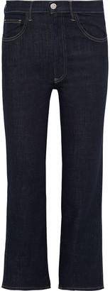3x1 High-rise Kick-flare Jeans