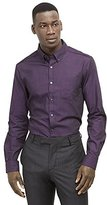 Kenneth Cole New York Kenneth Cole Men's Long Sleeve One Pocket Iridescent Shirt