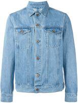 Natural Selection - 'Livingstone' denim jacket - men - cotton - M