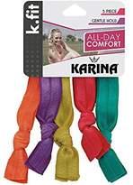 Karina K.Fit Soft Hair Ties