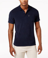 Ben Sherman Men's French Terry Polo