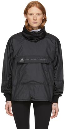 adidas by Stella McCartney Black Running Tech Pullover
