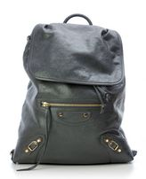 Balenciaga Grey Backpack