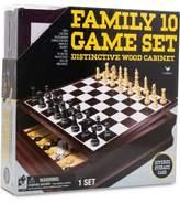 Cardinal Games Cardinal Family 10 Games Set