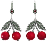 Axenoff Jewellery Cherry Garnets Earring