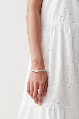 Cos Sterling Silver Bangle