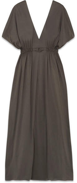Eres Norma Cotton-jersey Maxi Dress
