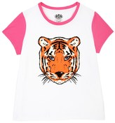 Juicy Couture Girls Knit Tiger Graphic Tee