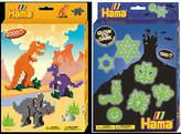 Hama beads Hanging Box Set Dinosaur Glow
