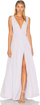 Lovers + Friends x REVOLVE Leah Gown in Lavender. - size 0 (also in 2,4,6)