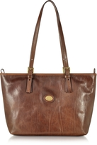 The Bridge Brown Leather Tote