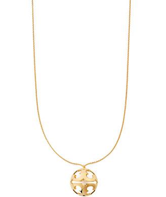Tory Burch Bubble Miller Pendant Necklace