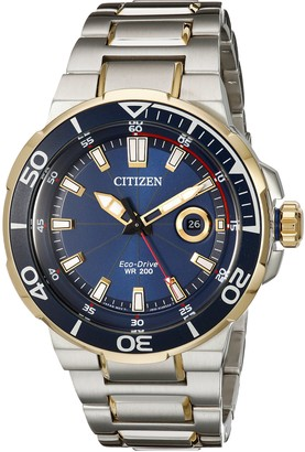 Citizen Eco-Drive Men's AW1424-54L Endeavor Watch