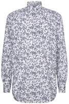 Paul & Shark Poplin Floral Shirt