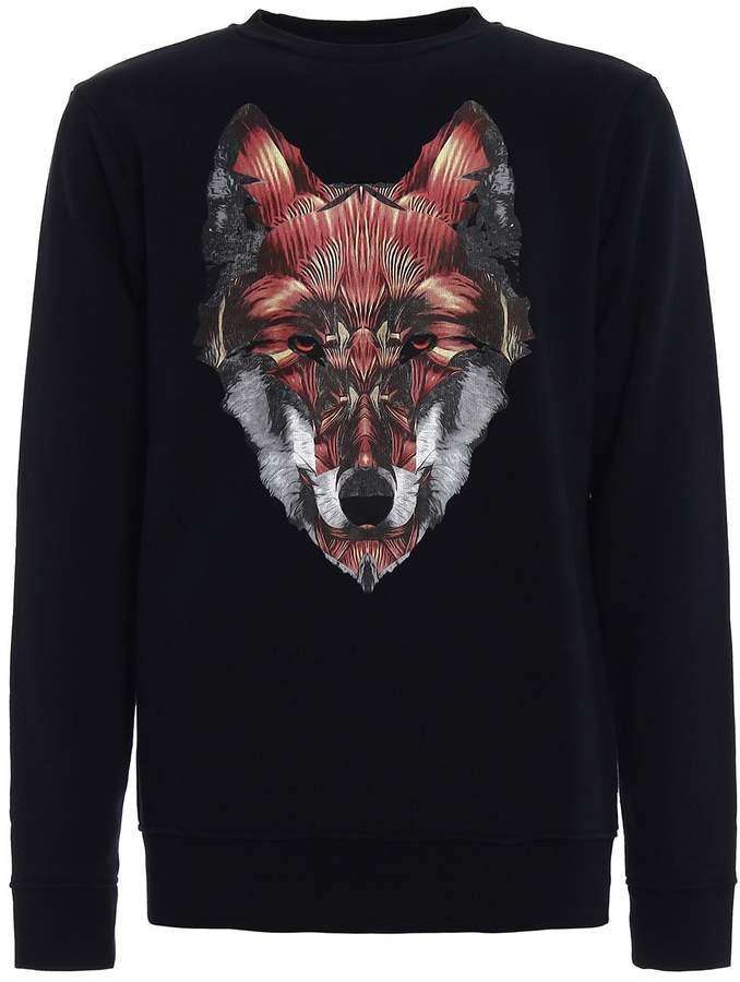 Marcelo Burlon County of Milan Got Crewneck Sweatshirt