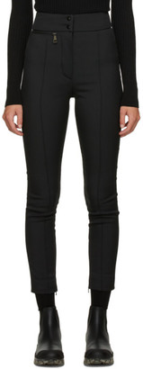 Moncler Black High-Rise Trousers