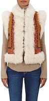 Ulla Johnson Women's Wren Reversible Shearling Vest