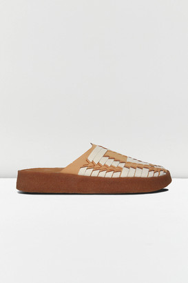 Malibu Sandals Colony Hemp Crepe Mule