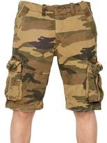 Superdry Light Cotton Gabardine Cargo Shorts