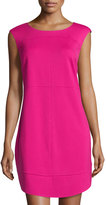 Laundry by Shelli Segal Sleeveless Sheath Dress, Vivid Pink