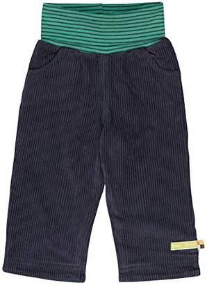 loud + proud Baby Elastische Cord-Hose Aus Bio Baumwolle, GOTS Zertifiziert Trouser,92 (Size: 86/92)