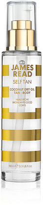 James Read Tan Coconut Dry Oil Tan Face & Body