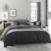 Kenneth Cole Reaction Home Fusion Twin Comforter in Indogo