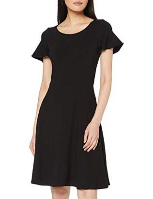 Esprit Women's 079ee1e004 Dress, (Black 001), Small