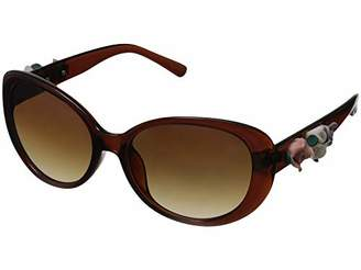 Betsey Johnson Women's Bridgette Cateye Sunglasses