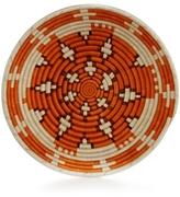 Rwanda Alala Sisal and Sweet Grass Woven Basket