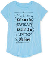 Jerry Leigh Harry Potter I Solemnly Swear T-Shirt- Girls' 7-16