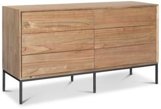 Apt2B Augustine 6 Drawer Dresser