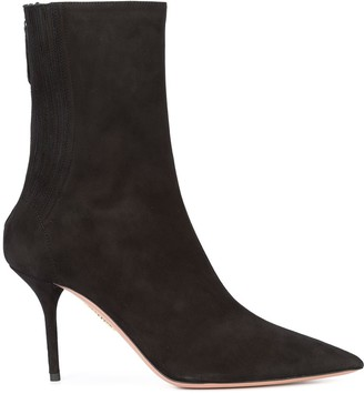 Aquazzura Stiletto Ankle Boots