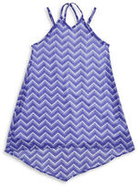 Sally Miller Girls 7-16 Zigzag Dress