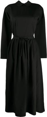 Comme Des Garçons Pre Owned 1997 Wrap Skirt Dress
