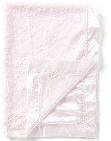 Little Me Baby Girls Plush Stroller Blanket