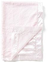 Little Me Baby Girls Plush Stroller Blanket