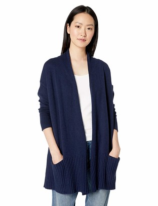 Daily Ritual Amazon Brand Women's Cocoon Open-Front Cardigan Sweater