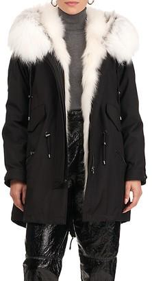 Gorski Fox Fur Hooded Parka