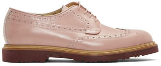 Paul Smith Pink Crispin Brogues
