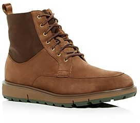 Swims Men's Motion Country Waterproof Suede Boots