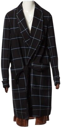 Marni Black Coat for Women